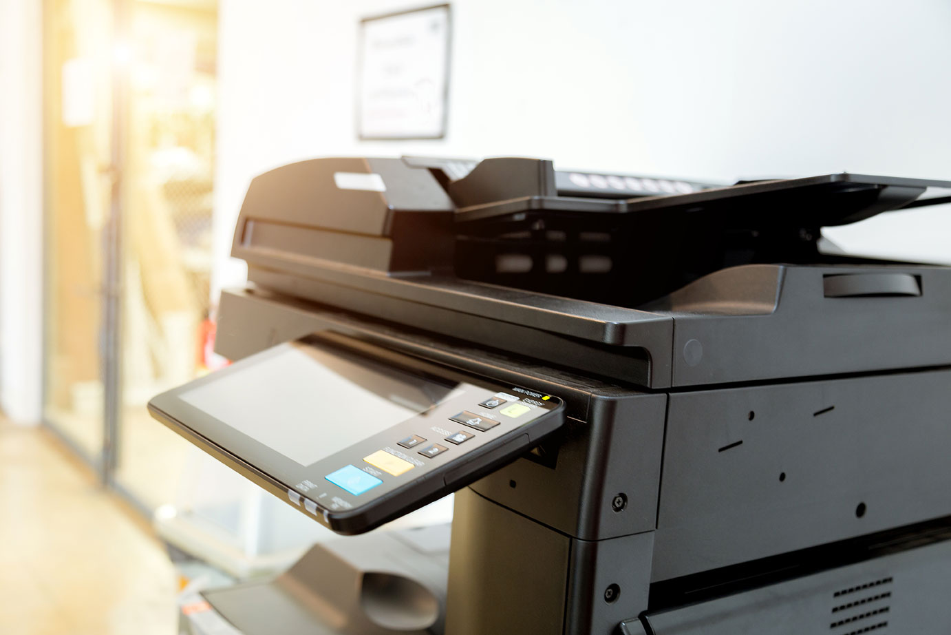 An Office Printer | As a Medical Equipment Parts Supplier in Houston, TX, We Can Also Provide Printers for Your Medical Facility